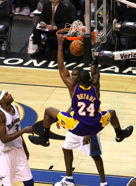 Kobe Bryant: The engine that makes the LA Lakers go.photo credit: Keith Allison via photopin cc